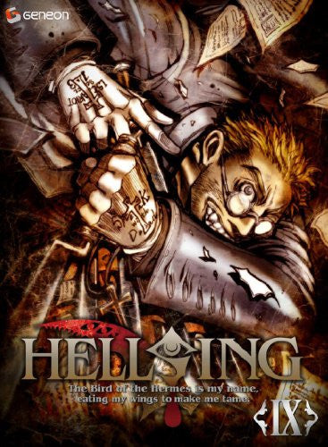 Image 1 for Hellsing IX [Limited Edition]