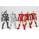 Thumbnail 11 for Iron Man - Iron Man Mark III - Revoltech - Revoltech SFX - 36 (Kaiyodo)