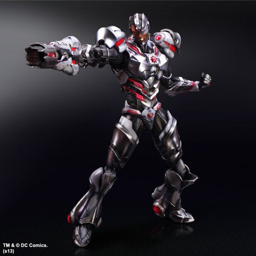 Image 5 for DC Universe - Cyborg - Play Arts Kai - Variant Play Arts Kai - Variant (Square Enix)
