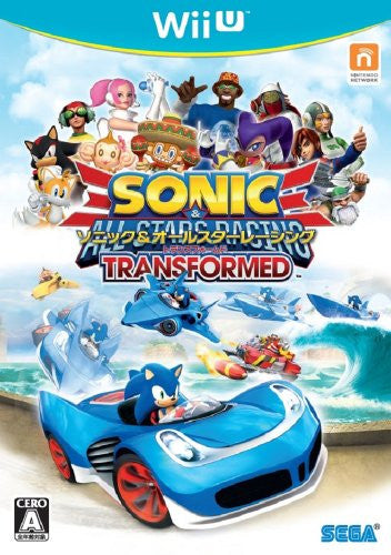 Image 1 for Sonic & All-Stars Racing Transformed