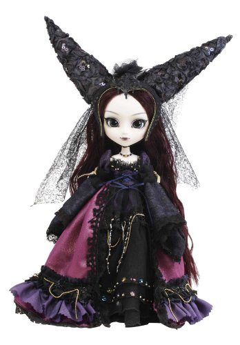 Image 1 for Pullip P-075 - Pullip (Line) - Midnight Velvet - 1/6 - The Princess Series Snow White (Groove)