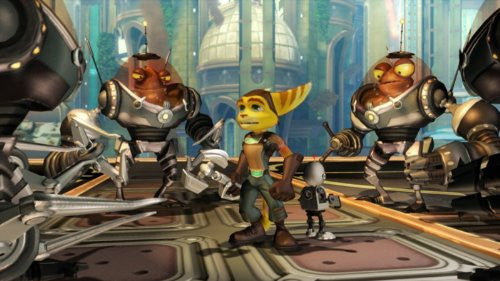 Image 5 for Ratchet & Clank Future: Tools of Destruction (PlayStation3 the Best)