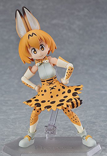 Image 6 for Kemono Friends - Serval - Figma #362 (Max Factory)