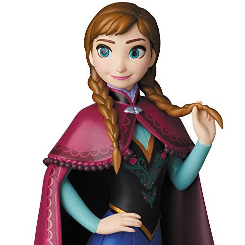 Image 2 for Frozen - Anna - Vinyl Collectible Dolls No.252 (Medicom Toy)