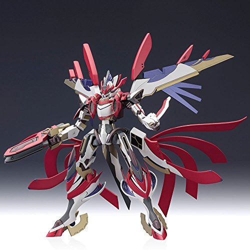 Image 10 for Ginga Kikoutai Majestic Prince - AHSMB-005 RED FIVE (Kotobukiya)