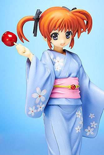 Image 5 for Mahou Shoujo Lyrical Nanoha The Movie 2nd A's - Takamachi Nanoha - 1/8 - Yukata ver. (FREEing)