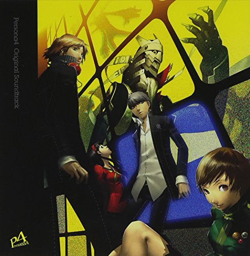Image 1 for Persona4 Original Soundtrack