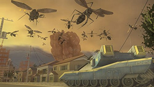 Image 7 for Earth Defense Forces 2 Portable V2 [Double Pack]