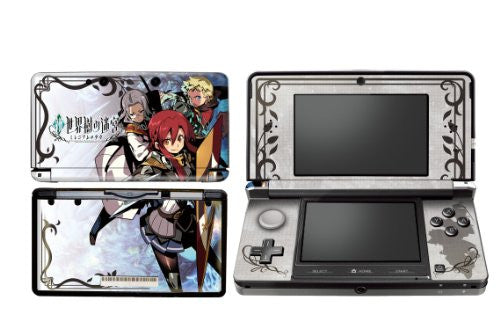 Image 1 for Shin Sekaiju no Meikyuu Design Skin for 3DS [Design 03]