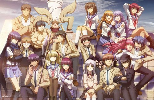 Image 2 for Angel Beats Vol.7 [Limited Edition]