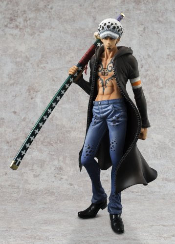 "Image 3 for One Piece - Trafalgar Law - Excellent Model - Portrait Of Pirates ""Sailing Again"" - Ver.2 (MegaHouse)"