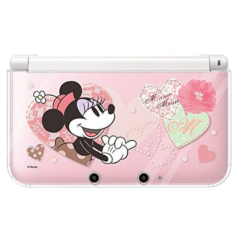 Chare Pure Cover for 3DS LL (Minnie Mouse)