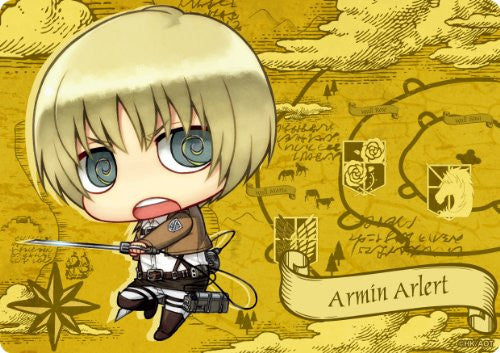 Image 1 for Shingeki no Kyojin - Armin Arlert - Mousepad - Chimi (Gift)