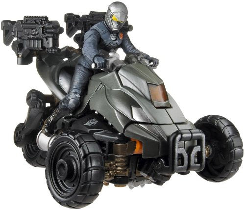 Image 3 for Transformers Darkside Moon - Backfire - Spike Witwicky - Mechtech DA21 (Takara Tomy)