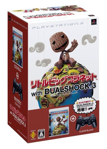 Image 1 for LittleBigPlanet (With Dual Shock 3 Pack: Black)