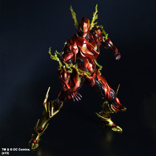 Image 4 for DC Universe - Flash - Play Arts Kai - Variant Play Arts Kai - Variant (Square Enix)