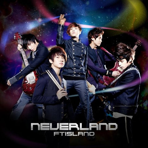 Image for Neverland / FTISLAND