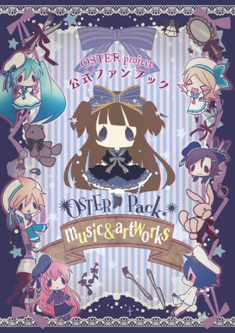 Image for Oster Pack Music And Artworks