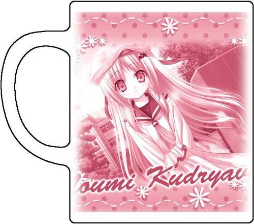 Image 1 for Little Busters! - Noumi Kudryavka - Mug (Broccoli Key Visual Art's)