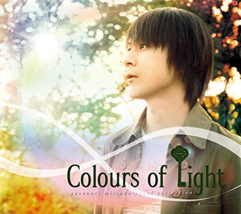 Image for Colours of Light: yasunori mitsuda vocal collection