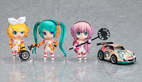 GOOD SMILE Racing - Vocaloid - Hatsune Miku - Nendoroid Petit - RQ 2 Ver. - Set