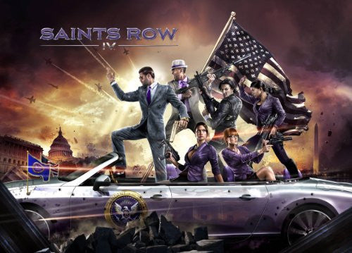 Saints Row IV [Ultra Super Ultimate Deluxe Edition]