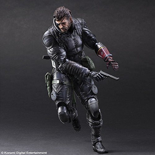 Image 5 for Metal Gear Solid V: The Phantom Pain - Venom Snake - Play Arts Kai - Sneaking Suit ver. (Square Enix)