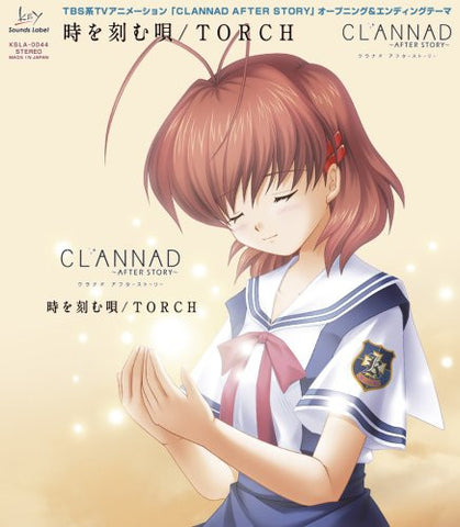 "Image for CLANNAD ~After Story~ ""Toki wo Kizamu Uta / TORCH"""