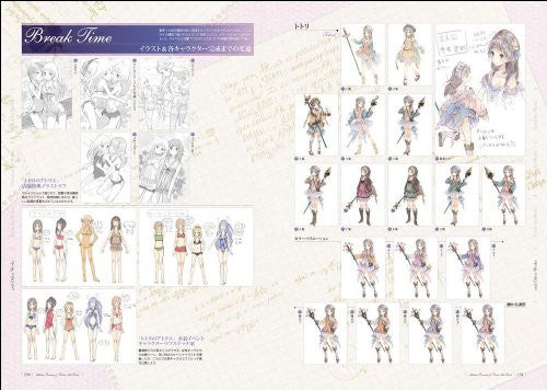 Image 6 for Atelier Rorona Totori Art Book