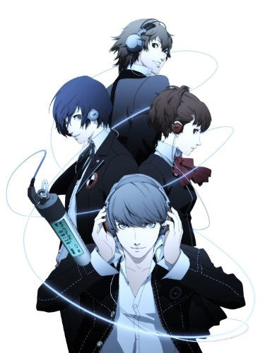 Image 1 for PERSONA MUSIC LIVE 2009 -Velvetroom in Wel City Tokyo- [Limited Edition]