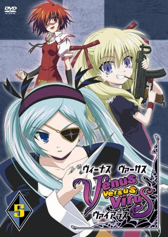 Image for Venus Versus Virus Vol.5