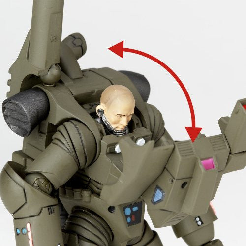 Image 3 for Starship Troopers - Mobile Infantry Suit - Revoltech - Revoltech SFX - Studio Nue Design - 37 (Kaiyodo)