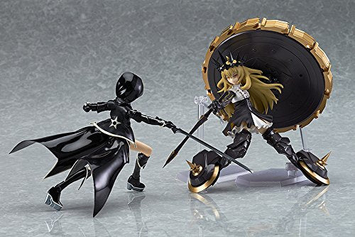 Image 7 for Black ★ Rock Shooter - Chariot - Figma #234 - TV Animation ver. (Max Factory)