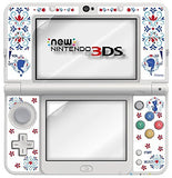 Thumbnail 2 for Protection Filter Decoration Seal Set for New Nintendo 3DS (Anna & Elsa)