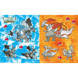 Thumbnail 3 for Pocket Monster Card Case 6 Seal Set for Nintendo 3DS (White Kyurem Version)