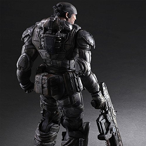 Image 8 for Gears of War - Marcus Fenix - Play Arts Kai (Square Enix)