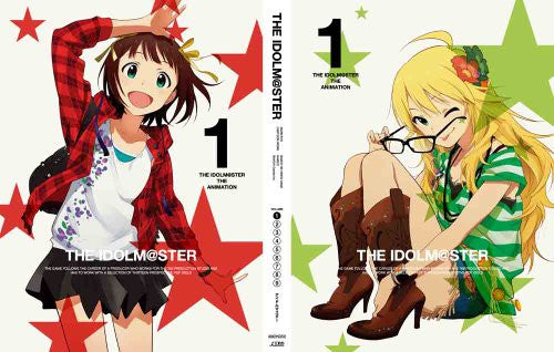 Image 1 for The Idolmaster 1 [DVD+CD Limited Edition]