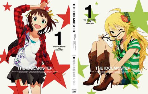 Image for The Idolmaster 1 [DVD+CD Limited Edition]