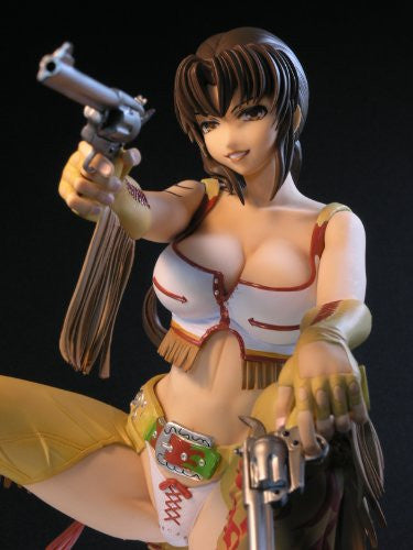 Image 3 for Black Lagoon - Revy - 1/4 - Cowgirl Ver. (A-Label)