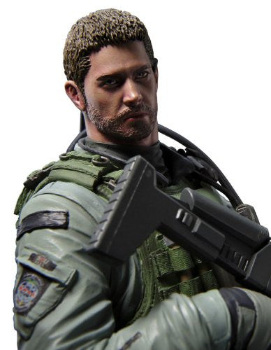 Image 3 for Biohazard 6 - Chris Redfield - Capcom Figure Builder Creator's Model (Cafe Reo, Capcom)