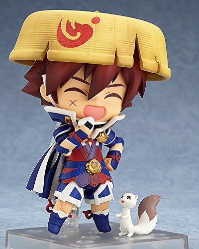 Image 2 for Fushigi no Dungeon: Fuurai no Shiren 5 Plus - Fortune Tower to Unmei no Dice - Koppa - Shiren - Nendoroid #525 - Super Movable Edition (Good Smile Company)
