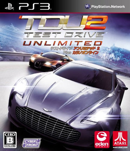 Image for Test Drive Unlimited 2 Plus Casino Online