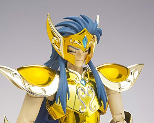 Image 4 for Saint Seiya - Aquarius Camus - Myth Cloth EX (Bandai)