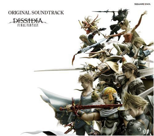 Image 1 for DISSIDIA FINAL FANTASY ORIGINAL SOUNDTRACK
