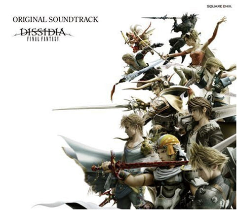Image for DISSIDIA FINAL FANTASY ORIGINAL SOUNDTRACK