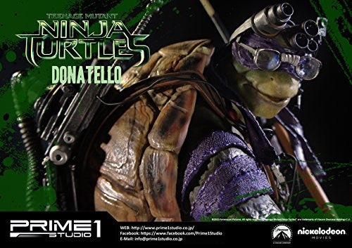 Image 5 for Teenage Mutant Ninja Turtles (2014) - Donatello - Museum Masterline Series MMTMNT-03 - 1/4 (Prime 1 Studio)