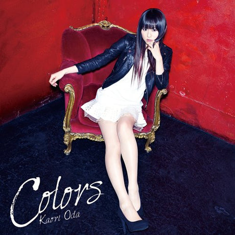 Image for Colors / Kaori Oda [Limited Edition]