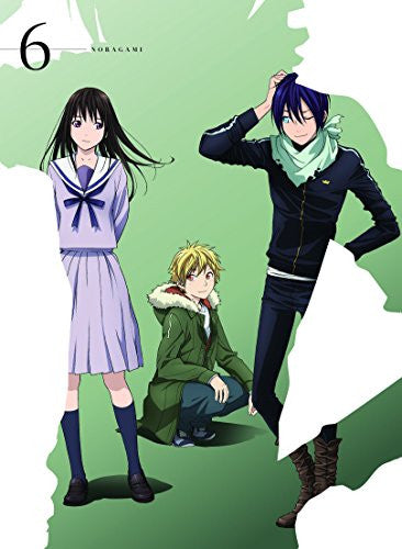 Image 1 for Noragami Vol.6 [Limited Edition]