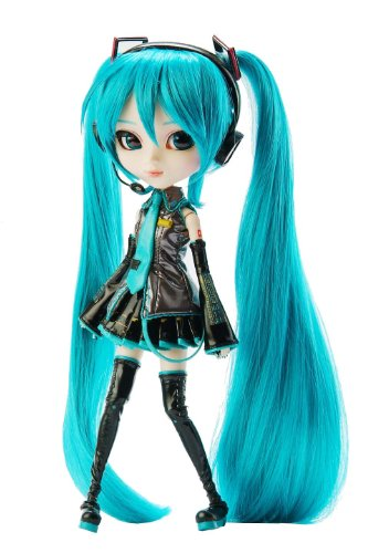 Image 1 for Vocaloid - Hatsune Miku - Pullip P-034 - Pullip (Line) - 1/6 (Groove)
