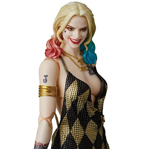 Suicide Squad - Harley Quinn - Mafex No.042 - Dress Ver. (Medicom Toy)